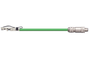 readycable® bus cable acc. to B&R standard iX67CA0E41.xxxx, base cable TPE 12.5 x d