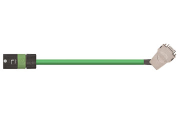 readycable® encoder cable acc. to B&R standard i8BCFxxxx. 1221B-0, base cable PUR 10 x d