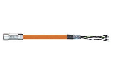 readycable® motor cable similar to Parker iMOK42, base cable PVC 15 x d