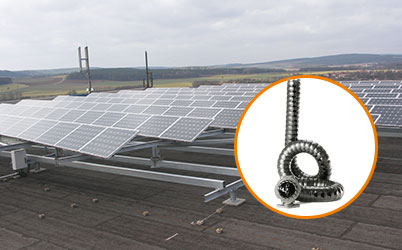 triflex® in solar plants