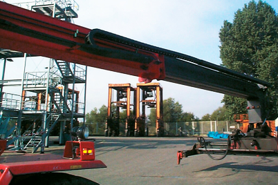 Spare parts for telescopic work platforms and cherry pickers | igus