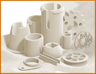 3D printing components for machines