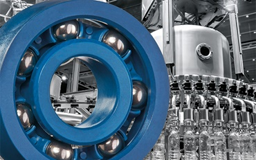 Applications with xiros plastic ball bearings