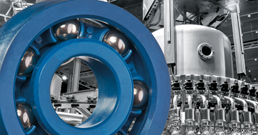 xiros® polymer ball bearing applications at a glance